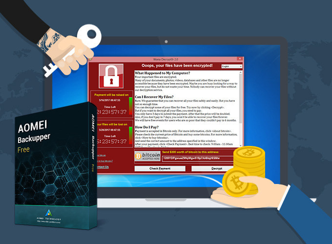 AOMEI Backupper Helps Protect Against Ransomware