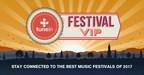 TuneIn Announces the TuneIn Festival VIP Series