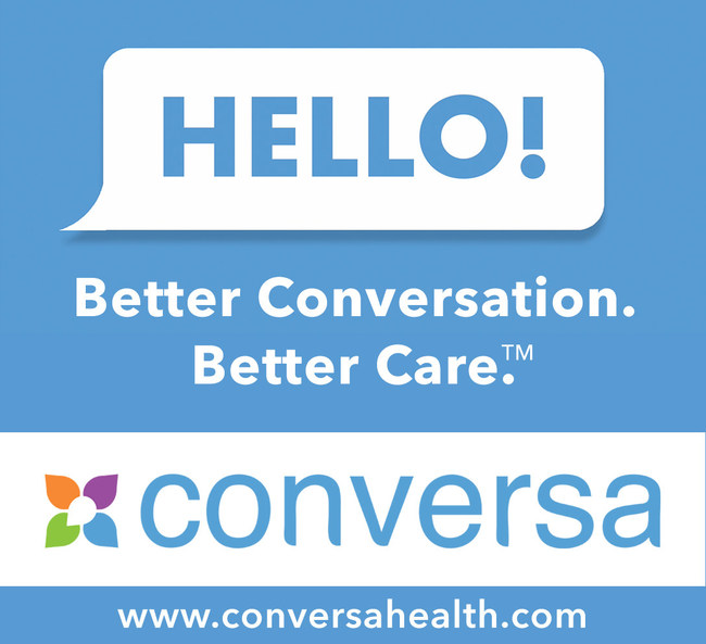Conversa announced today it's secured $8M in Series A funding from a syndicate of top healthcare investors. The Conversa Conversation Platform™ improves how patients and care teams communicate around key health experiences by delivering smart, automated and patient profile-driven conversations. Sourcing from more than 400 biometric devices combined with clinical, claims and patient-generated data, providers receive data in real-time.