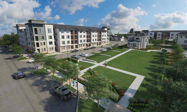 The Kelley at Samuels Ave will be a 10-acre, 353-unit, Class A multifamily community in Fort Worth, Texas.