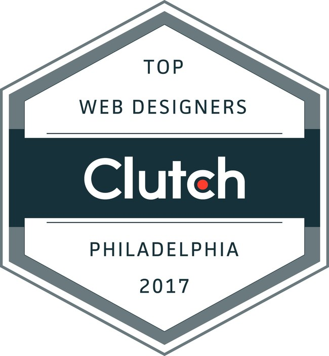 Clutch Recognizes Exemplary Philadelphia Web Design Companies