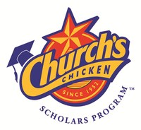 Funds for the scholarships were raised through guests who purchased coupon booklets from participating company and franchise Church's Chicken® restaurants during the October-December 2016 promotion, and by direct contributions from franchisees and vendor partners