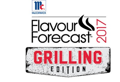 McCormick®Flavor Forecast®2017: GRILLING EDITION uncovers this season's top must-grill trends (CNW Group/McCormick Canada)