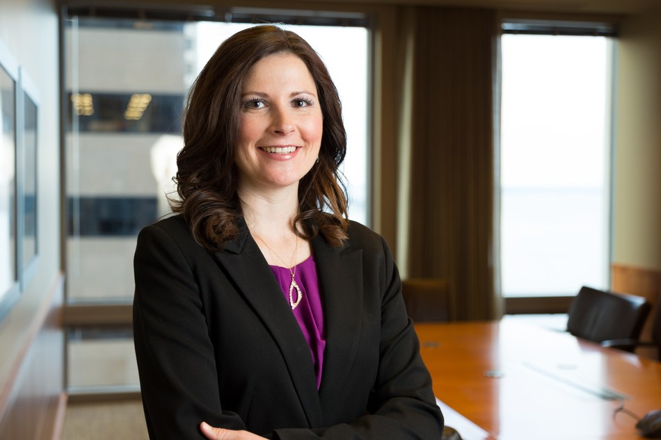 Lisa Cleary, who has been promoted to executive vice president and chief credit officer of First Sound Bank, will now join the bank's executive management team.