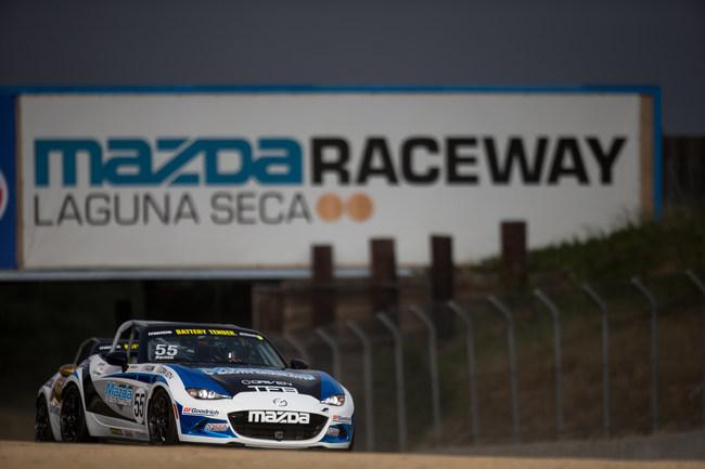 Mazda Extends Partnership Agreement for Mazda Raceway Laguna Seca