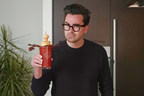 After a nationwide search for the name of the official Caesar of 2017 created by Canadian actor, producer and writer Dan Levy, he chose Don't Go Bacon My Heart, by Kasandra Parke-Wilson from Narol, Manitoba. (CNW Group/National Caesar Day)