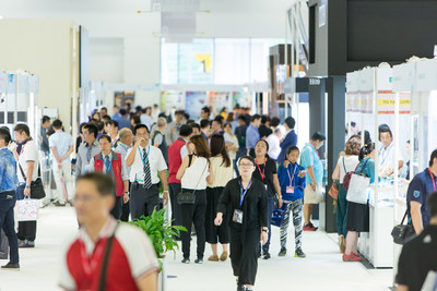 Taiwan Jewellery & Gem Fair has attracted more than 32,508 visits since its debut.