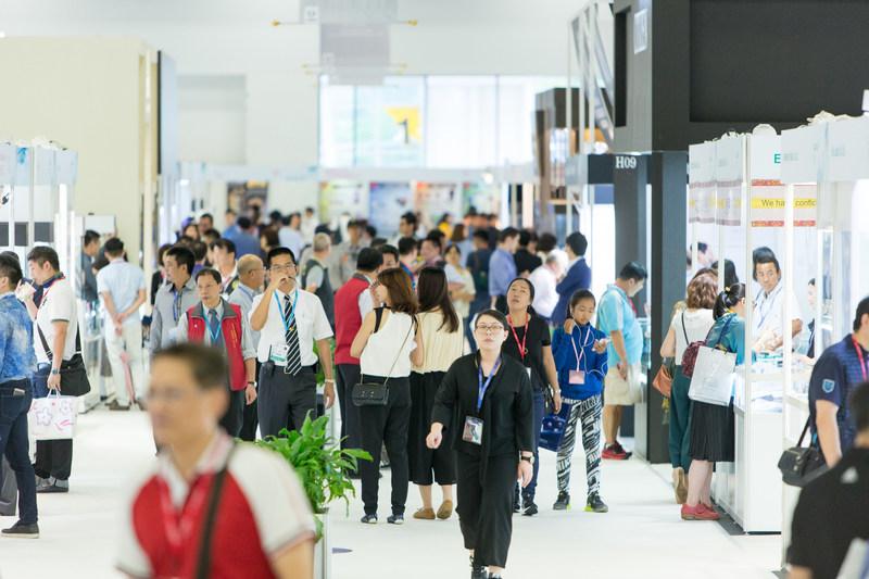 Taiwan Jewellery & Gem Fair has attracted more than 32,508 visits since its debut. (PRNewsfoto/UBM Asia Ltd., Taiwan Branch)