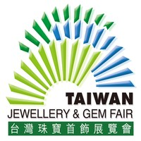 Taiwan Jewellery & Gem Fair Logo (PRNewsfoto/UBM Asia Ltd., Taiwan Branch)