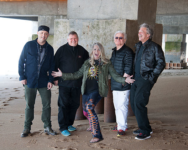 Jefferson Starship takes the Topanga Days' main stage on Saturday, May 27th at 5:30 p.m.