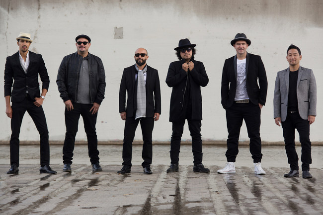 L.A.'s own Ozomatli to perform on Sunday, May 28th, at 5:30 p.m. at Topanga Days.