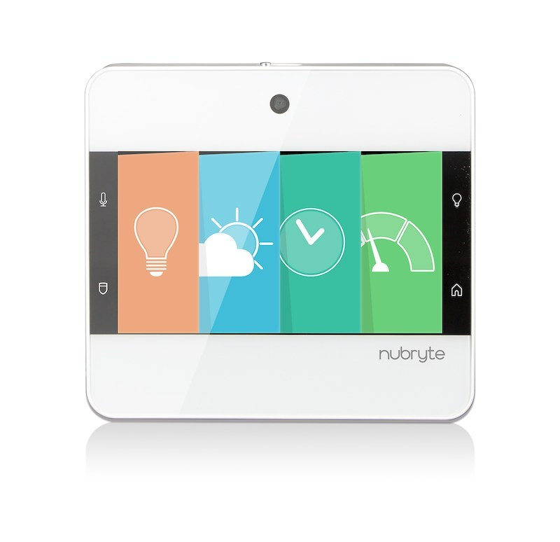 NuBryte combines top smart features - home security, smart lighting, intercom and home hub - all built into the light switch. The intuitive touchscreen interface doesn't need programming, making NuBryte a home automation tool that is simple to setup and easy for a homeowner to use and maintain. Smart Switches, coming this summer, further extend NuBryte voice-controlled functionality throughout the home.