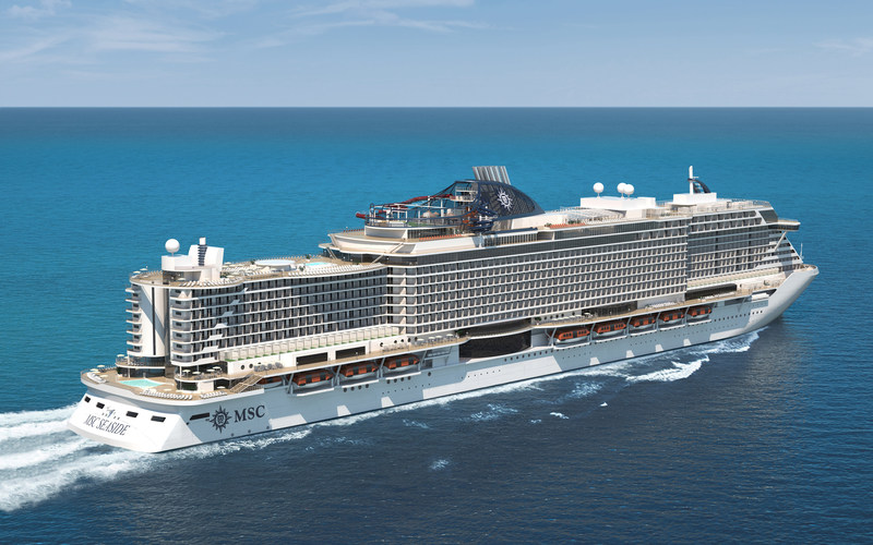 MSC Cruises is introducing two brand new ships in 2017 - MSC Meraviglia, coming to the Mediterranean in June 2017, and MSC Seaside (pictured above), arriving to Miami in December 2017 - offering new and exciting travel experiences.
