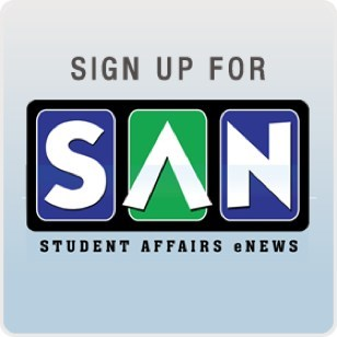 Sign up for Student Affairs eNews