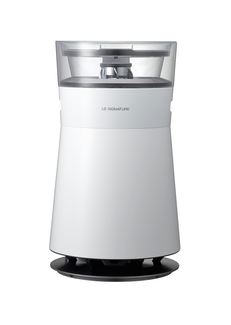 LG SIGNATURE Air Purifier (MODEL AM501YWM1)