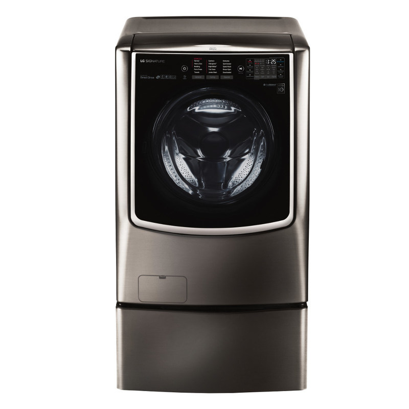 LG SIGNATURE WASHER (MODEL WM9500HKA)