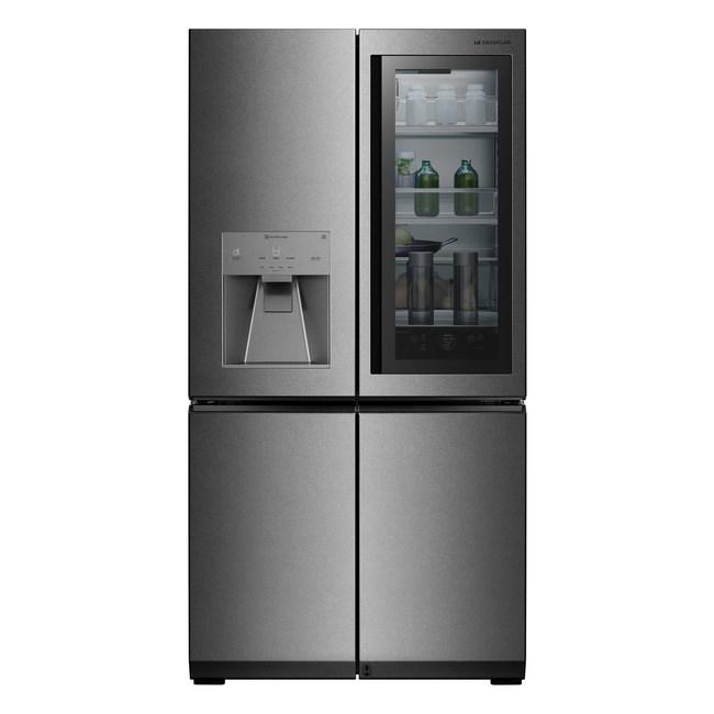 LG SIGNATURE Door-in-Door® Refrigerator (MODEL LUPXS3166N)