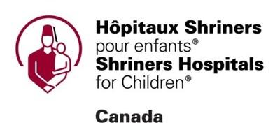 Logo : Hôpital Shriners pour enfants® ─ Canada (Groupe CNW/Hôpital Shriners pour enfants)