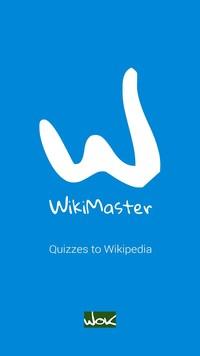 WikiMaster logo (PRNewsfoto/WOKcrafft)