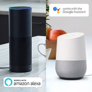 The Geeni line now feature Google Assistant compatibility for its smart bulbs and smart plugs, building on its existing Amazon Alexa compatibility.