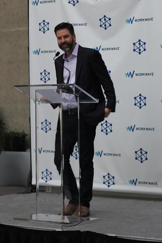 Chris Sullens, president and CEO of WorkWave
