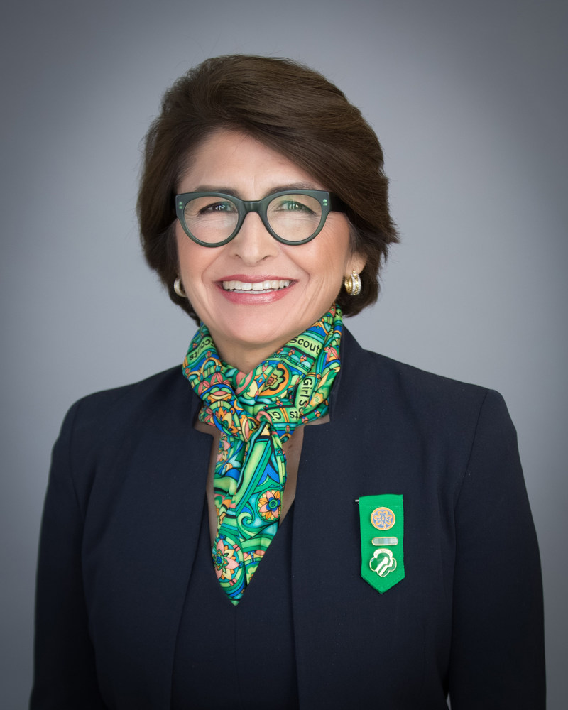 Sylvia Acevedo, Chief Executive Officer Of Girl Scouts Of The USA