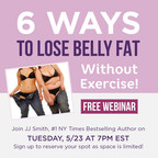 Free Webinar Teaches 6 Ways to Lose Belly Fat Without Exercise