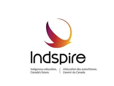 Logo : Indspire (Groupe CNW/RIO TINTO ALCAN - FR)