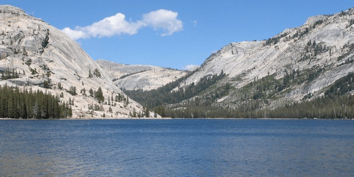 Lake Yosemite in Yosemite National Park, CA is one of the 2017 Best Family-Friendly Places to Fish and Boat on TakeMeFishing.org