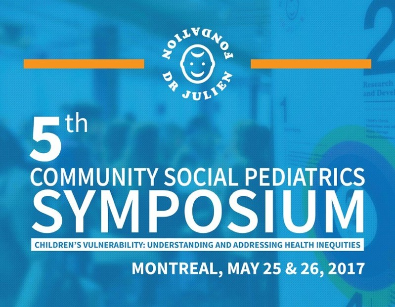 Some 24 international speakers and 300 researchers, practitioners, students and professionals in health, social services and law, in Montreal (CNW Group/Fondation du Dr Julien)