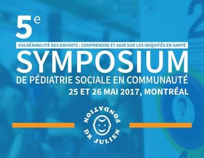 Quelque 24 conférenciers internationaux et 300 chercheurs, praticiens, étudiants et professionnels de la santé, des services sociaux et du droit, rassemblés à Montréal (Groupe CNW/Fondation du Dr Julien)