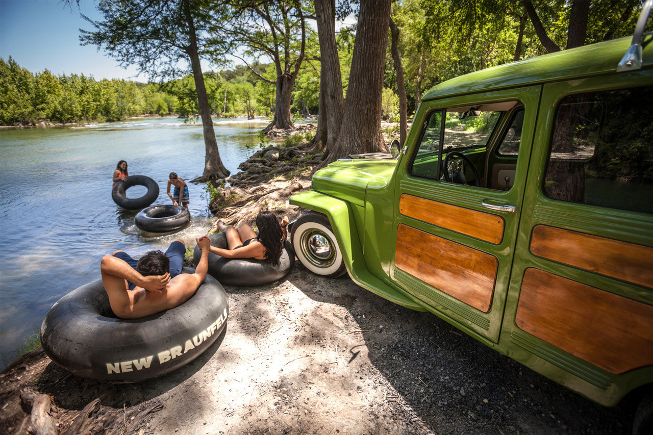 New Braunfels leverages history and natural environment for