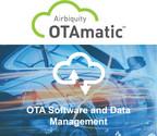 Airbiquity présente OTAmatic pour gestion des données et mises à jour logicielles par liaison radio (OTA) destinées aux véhicules connectés