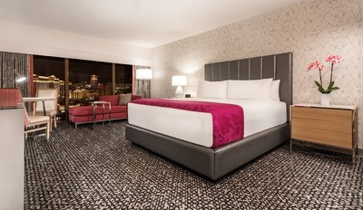 Caesars Entertainment Announces $90 Million Renovation of 1,270 Rooms at Flamingo Las Vegas