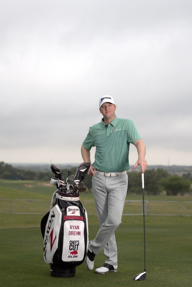Pro golfer, Ryan Brehm signs partnership with Chef's Cut Real Jerky.