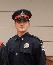 Constable Christopher Anderson, Port Hope Police Service (CNW Group/Police Association of Ontario)