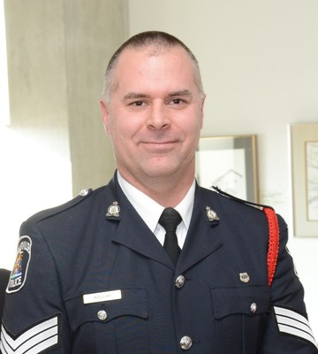 Sergeant Pat Kellar – Belleville Police Service (CNW Group/Police Association of Ontario)