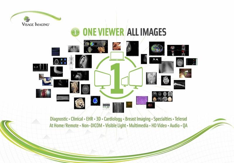 Visage 7 Enterprise Imaging Platform   One Viewer