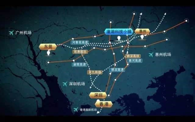 Obvious Regional Advantage of Tonghu Tech Town