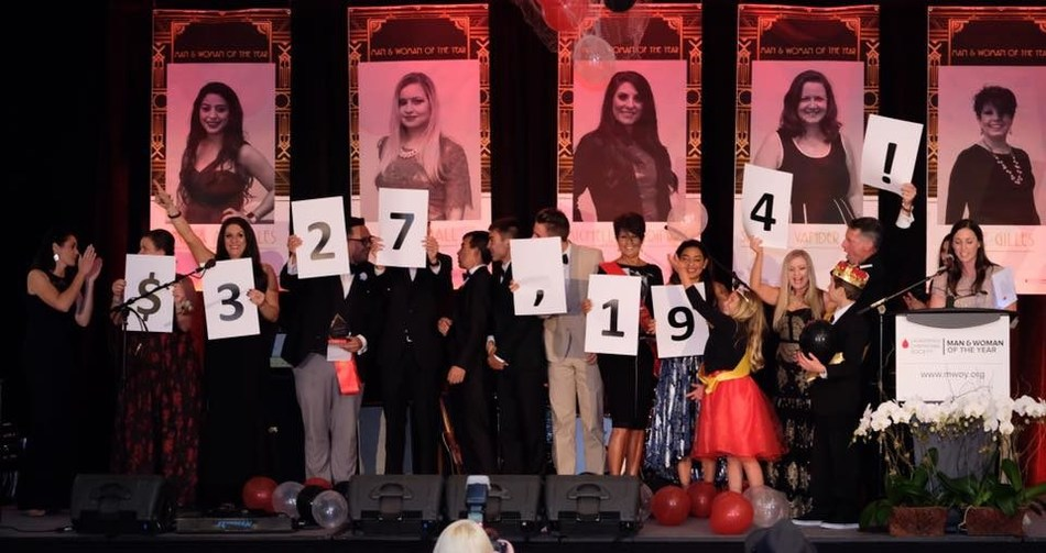 The Silicon Valley & Monterey Bay Area community joined together to support the seven candidates and honorary Team Driscoll's helping to raise a record-breaking $327,000 to help fund cancer cures.