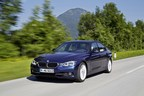 The new BMW 330i (PRNewsfoto/BMW India Private Limited)