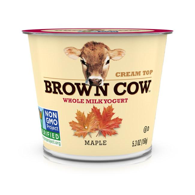 Brown Cow Whole Milk Yogurt