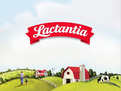 Logo: Lactancia (Groupe CNW/Parmalat Canada)