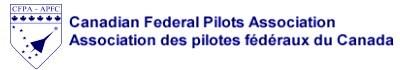 Logo: Canadian Federal Pilots Association (CNW Group/Canadian Federal Pilots Association)