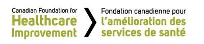 Logo : La Fondation canadienne pour l'amélioration des services de santé (Groupe CNW/Fondation canadienne pour l'amélioration des services de santé)
