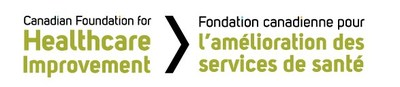 Logo: Canadian Foundation for Healthcare Improvement (CNW Group/Canadian Foundation for Healthcare Improvement)