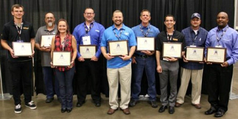 Decorated Army veteran Chris Crowell, a company driver with Werner Enterprise, left the Great American Trucking Show last year with an extra $10,000 and the title of 2016 Trucking's Top Rookie.  Nominations are now open to find the 2017 Trucking's Top Rookie winner.