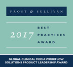 Orpheus Medical Clinches Frost & Sullivan's Product Leadership Award for its Flagship Enterprise Clinical Media Platform