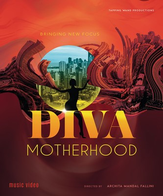 This poster captures the essence of the diva mom song.