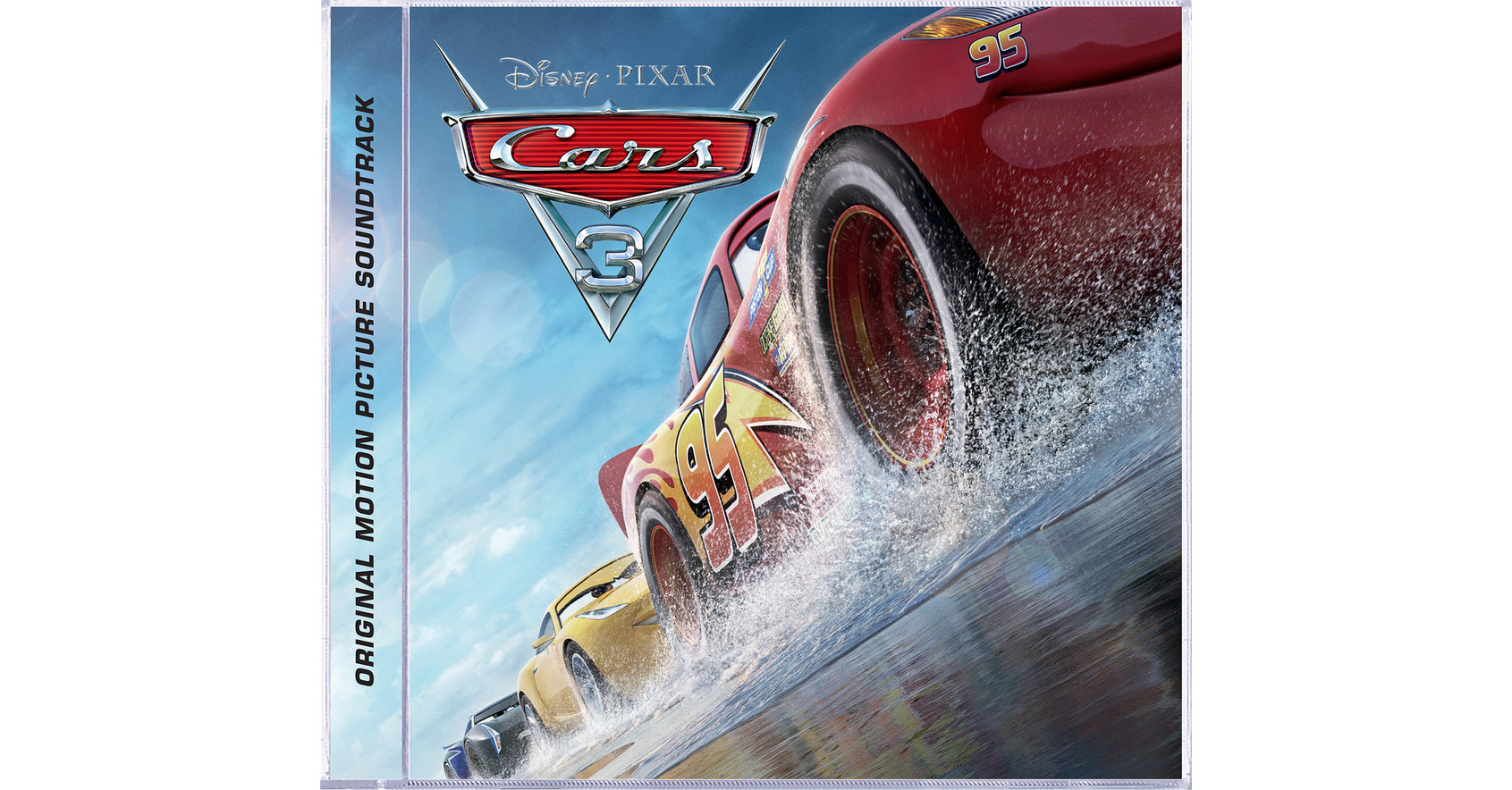Jewel Auto Sales >> DISNEY•PIXAR'S 'CARS 3' FUELS TWO SOUNDTRACKS--Cars 3 Original Motion Picture Soundtrack with